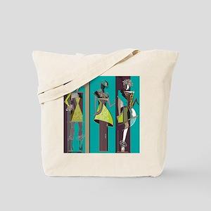 Fashion Models Tote Bag
