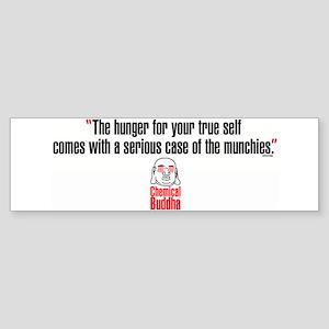 Munchies Bumper Sticker