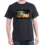 Horses of the West Black T-Shirt