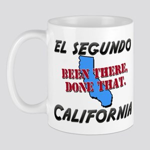 el segundo california - been there, done that Mug