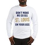 St. Louis Football Long Sleeve T-Shirt