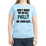 Philadelphia Football Women's Light T-Shirt