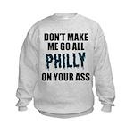 Philadelphia Football Kids Sweatshirt