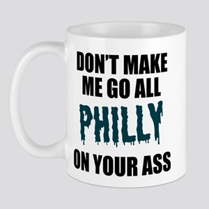 Philadelphia Football Mug