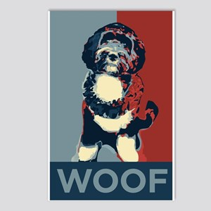WOOF! Bo The First Dog Postcards (Package of 8)