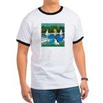 Sailboats / Rat Terrier Ringer T