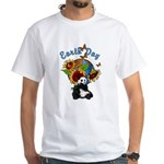 Earth Day Planet White T-Shirt
