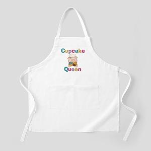 Cupcake Queen BBQ Apron
