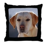 Labrador Retriever Throw Pillow
