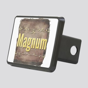 Magnum Rectangular Hitch Cover