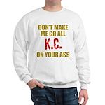 Kansas City Football Sweatshirt