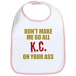 Kansas City Football Bib