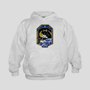 STS 126 Endeavour Kids Hoodie