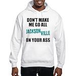 Jacksonville Football Hooded Sweatshirt