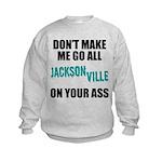 Jacksonville Football Kids Sweatshirt