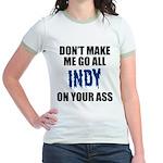 Indianapolis Football Jr. Ringer T-Shirt