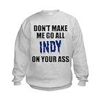 Indianapolis Football Kids Sweatshirt