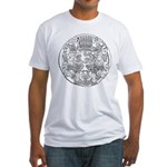 Aztec Fitted T-Shirt