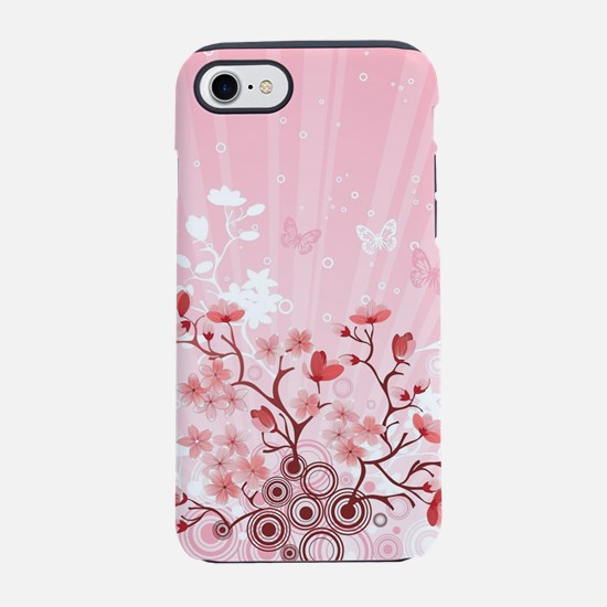 Sakura Explosion iPhone 7 Tough Case
