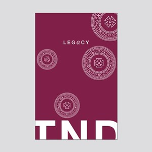 TND Legacy Mini Poster Print