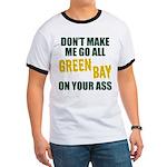 Green Bay Football Ringer T