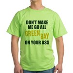 Green Bay Football Green T-Shirt