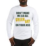 Green Bay Football Long Sleeve T-Shirt
