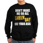 Green Bay Football Sweatshirt (dark)