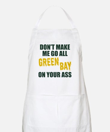 Green Bay Football Apron