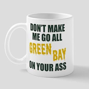 Green Bay Football Mug