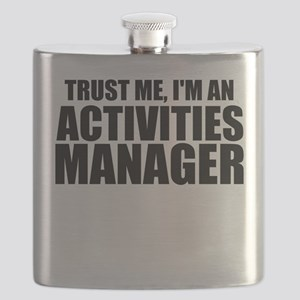 Trust Me, I'm An Activities Manager Flask