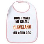 Cleveland Football Bib
