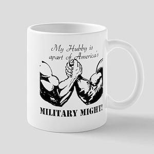 Mighty Hubby Mug