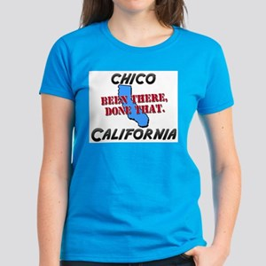 chico california - been there, done that Women's D