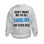Carolina Football Kids Sweatshirt