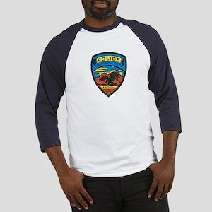 Huachuca City Police Baseball Jersey