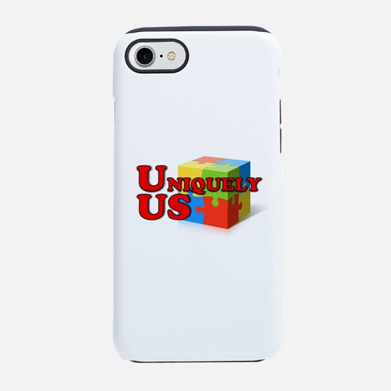 Uniquely Us iPhone 7 Tough Case