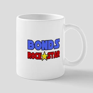 """""""Bonds Rock Star"""" Mug"""