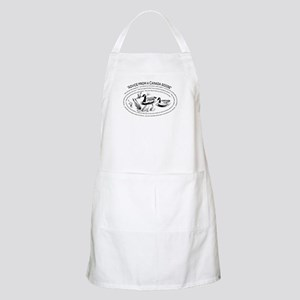 Advice from a Canada goose BBQ Apron