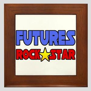 """""""Futures Rock Star"""" Framed Tile"""