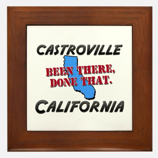 castroville california - been there, done that Fra