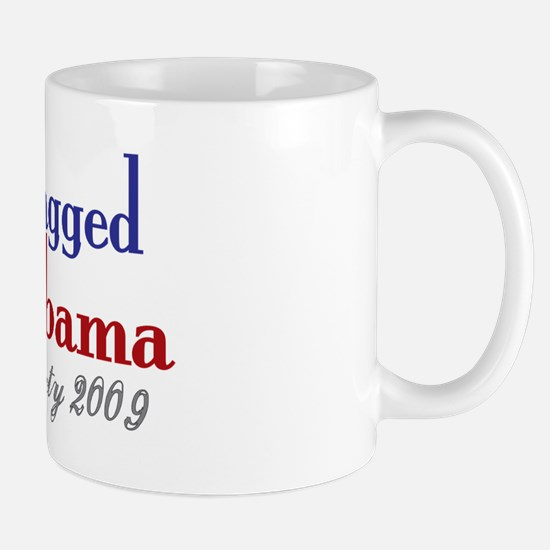 Teabag Obama (Tea Party) Mug