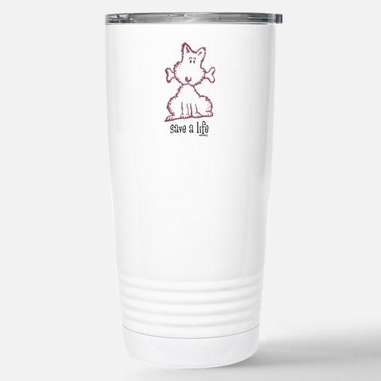 dog & bone Stainless Steel Travel Mug