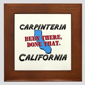 carpinteria california - been there, done that Fra