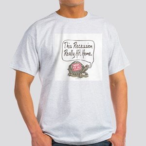Tortoise Turtle Recession Light T-Shirt