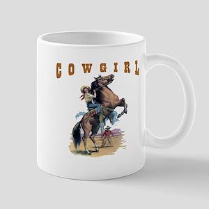 """Cowgirl"" Mug"