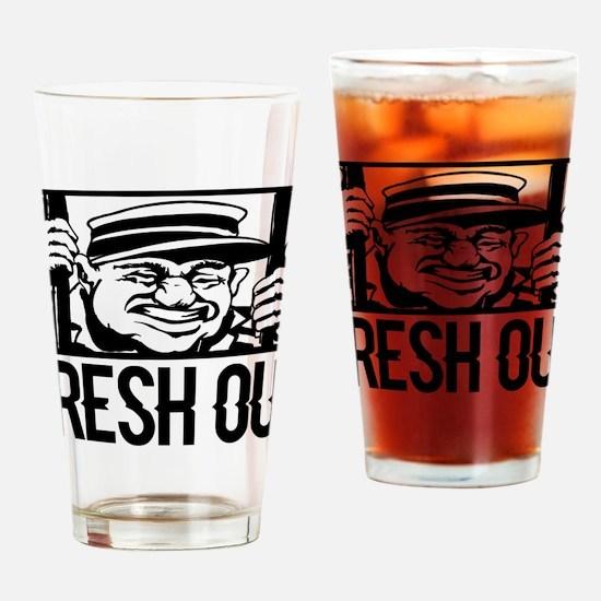 Unique Jail Drinking Glass