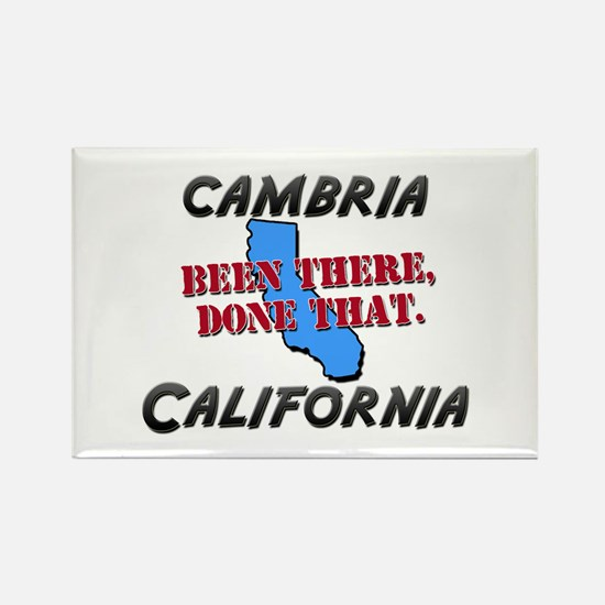 cambria california - been there, done that Rectang