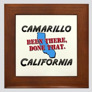 camarillo california - been there, done that Frame