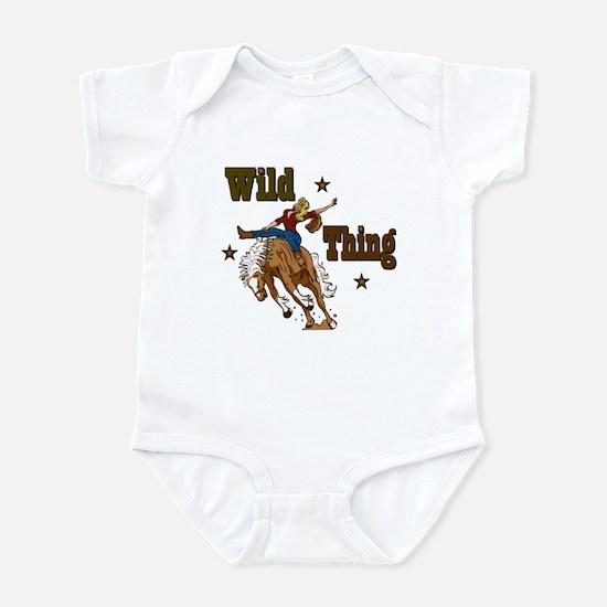 """Wild Thing"" Infant Bodysuit"